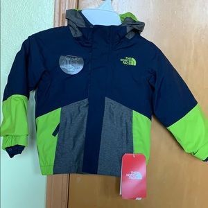 The North Face 3-1 jacket